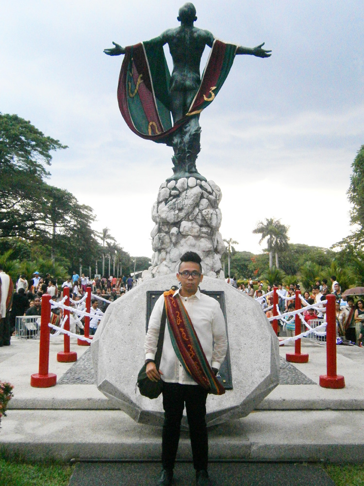 Mandatory picture with Oble