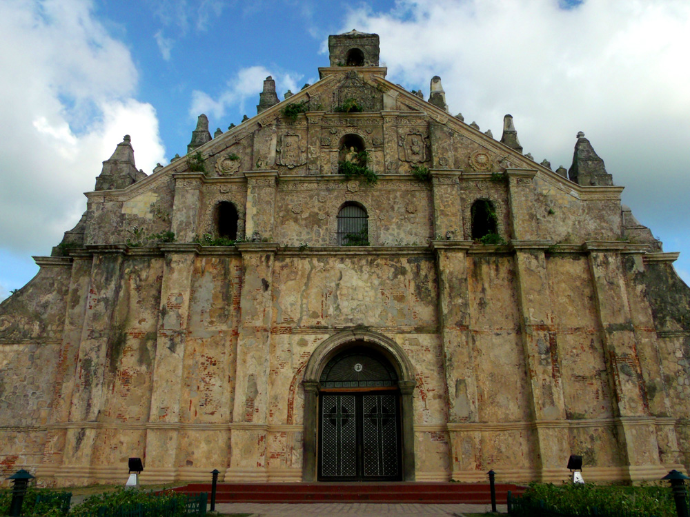 Paoay Church (St. Augustine Church), Ilocos Norte