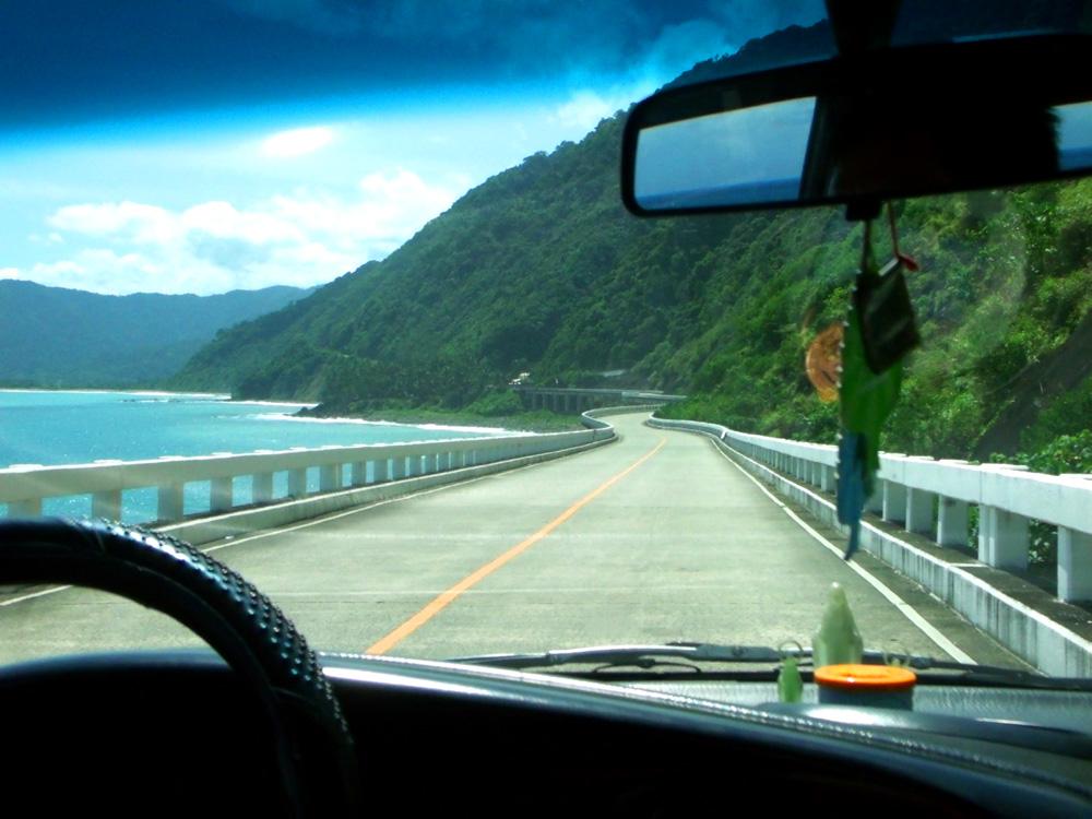 The famous Patapat Bridge