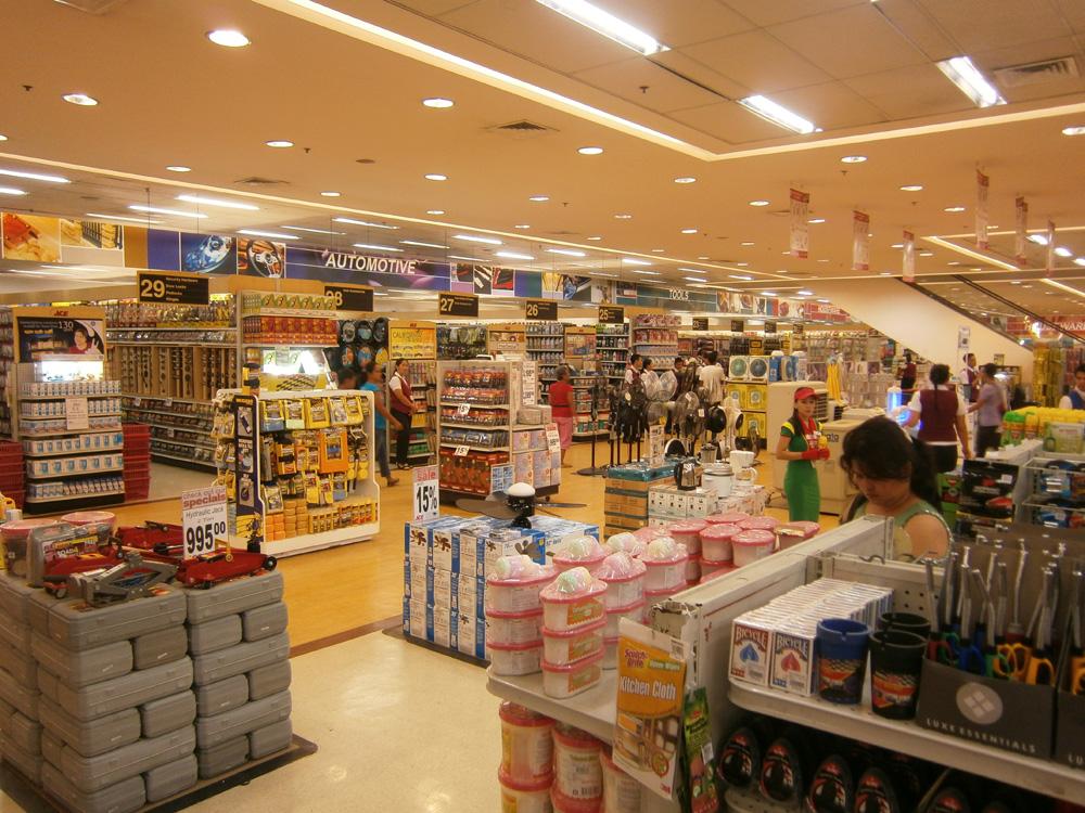 ACE Hardware in SM Makati