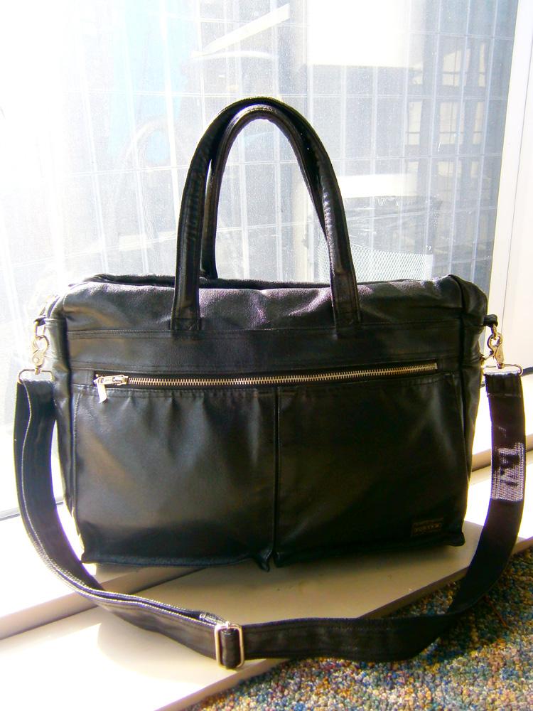 Porter by Yoshida Company briefcase messenger bag