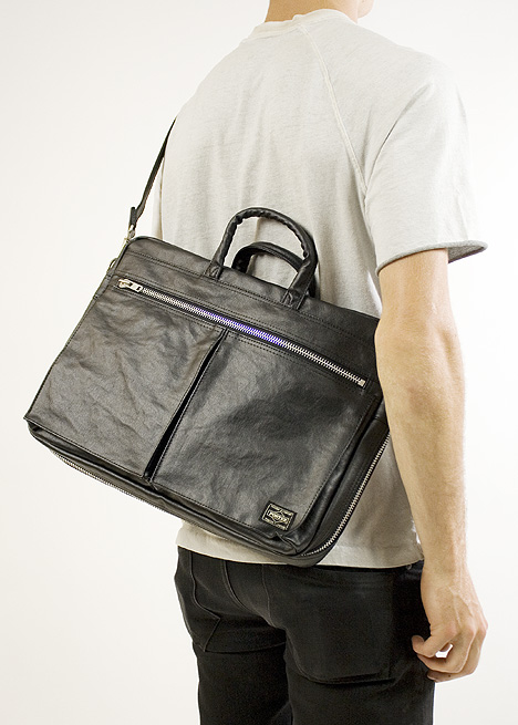 Porter by Yoshida Freestyle briefcase bag from BLACKBIRD