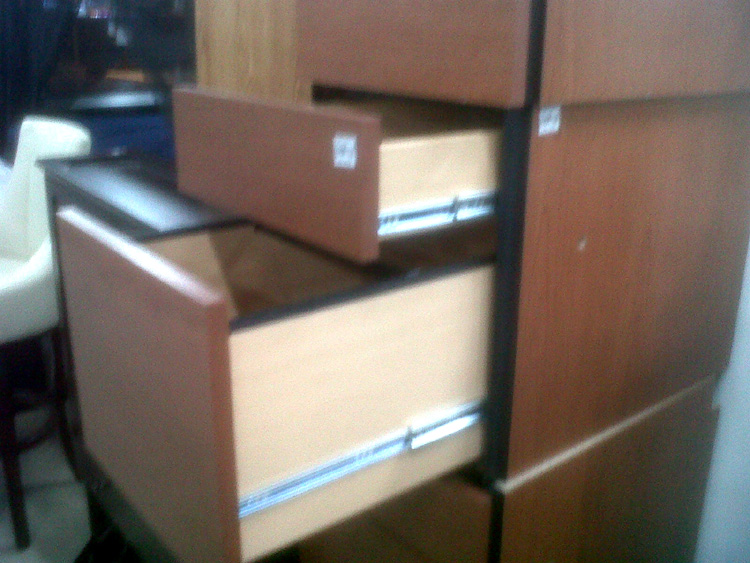 Stackable storage drawers at Php 1,790 each --- yikes - HMR Surplus