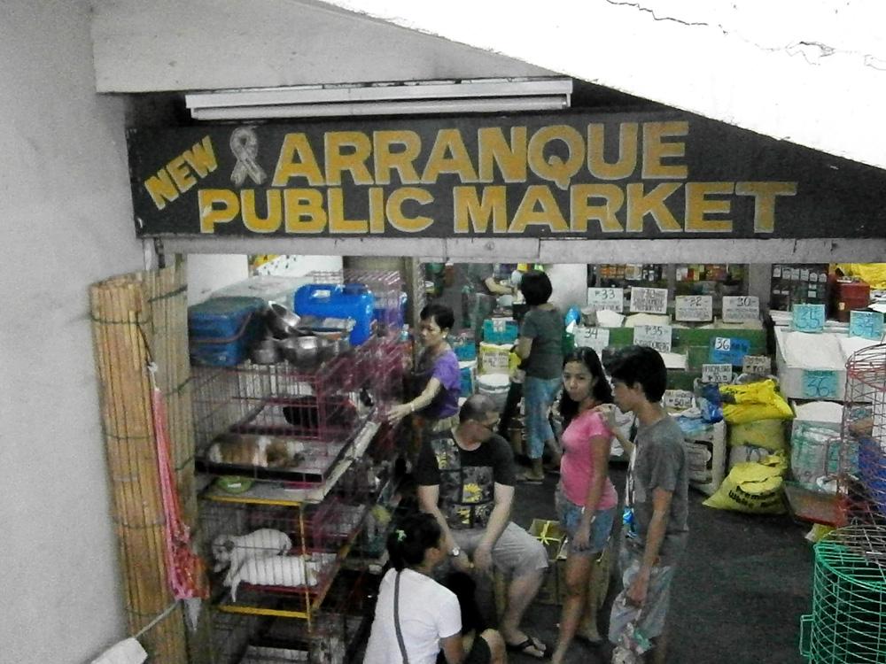 Arranque Public Market