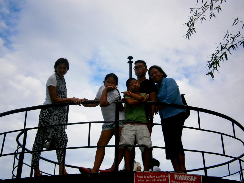 A group shot taken by Mon