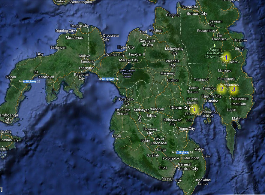 Around Mindanao - Day 1