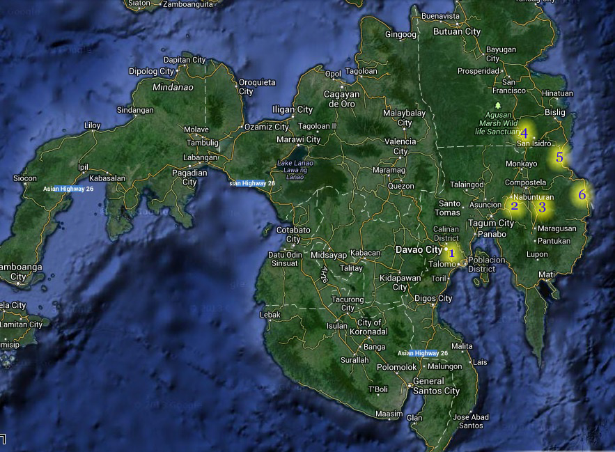 Around Mindanao - Day 2