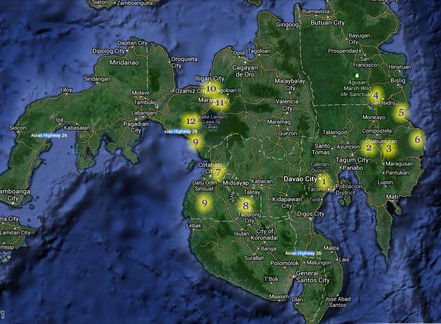 Around Mindanao - Day 6