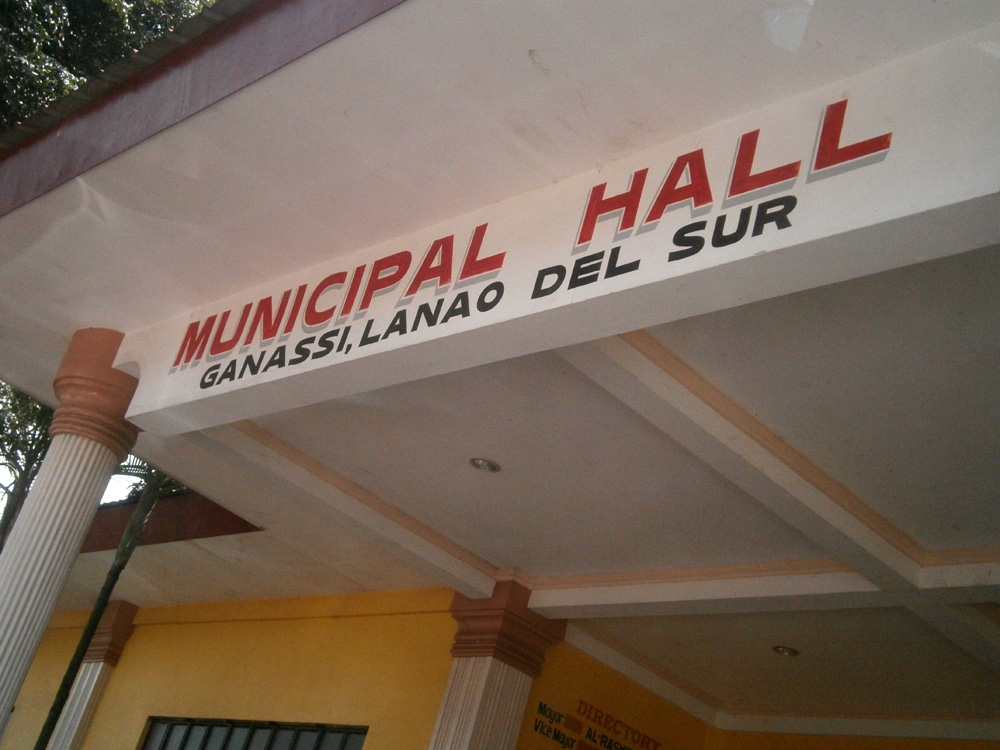 Ganassi's Municipal Hall