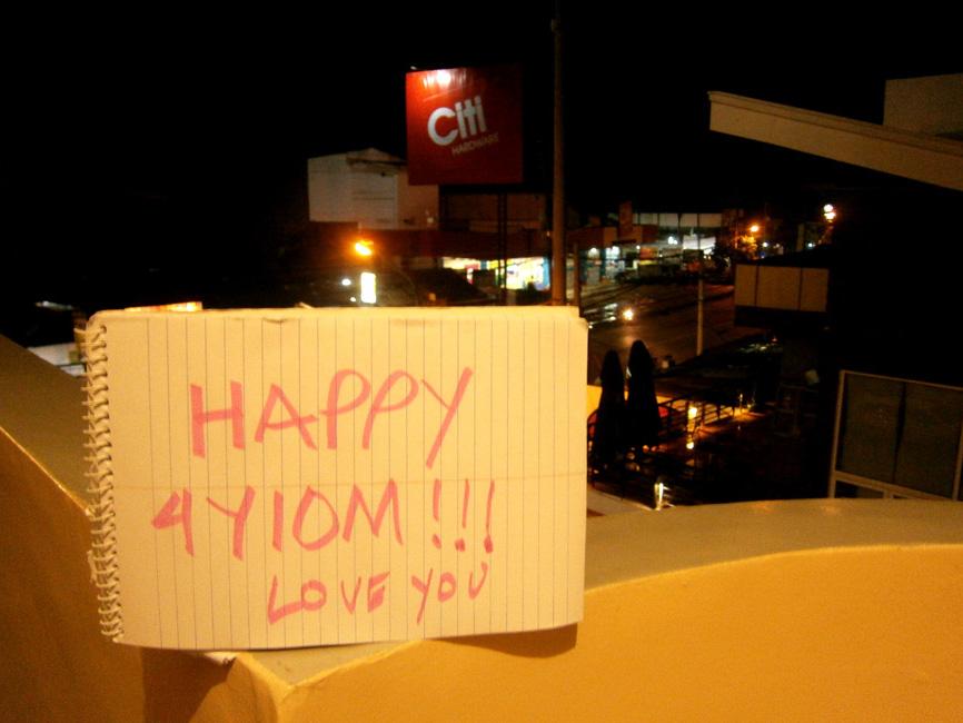 Happy 4Y10M!