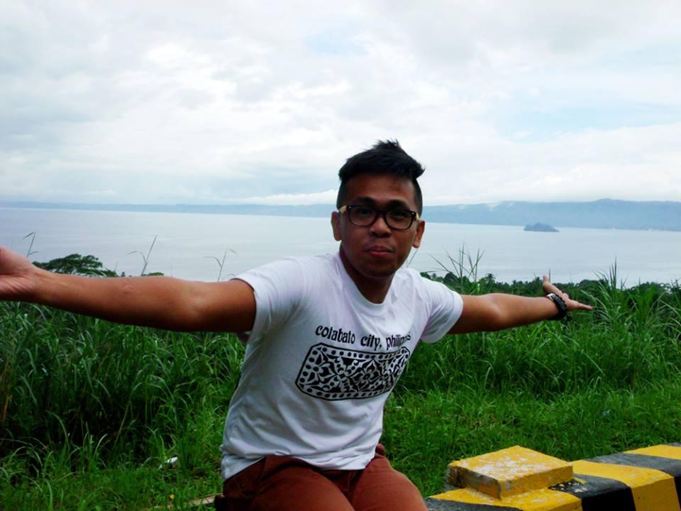 Hello Lake Lanao!
