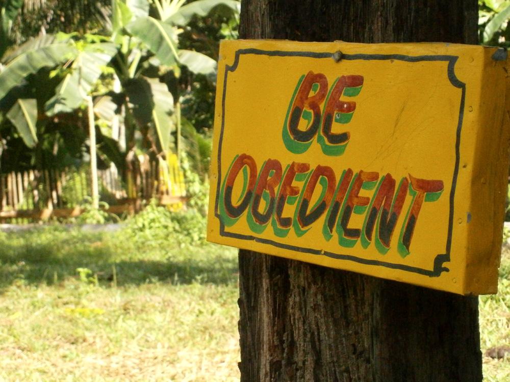 One of the signboards in San Roque Elementary School, Kolambugan, Lanao del Norte