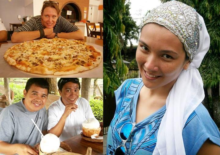The gang around Mindanao