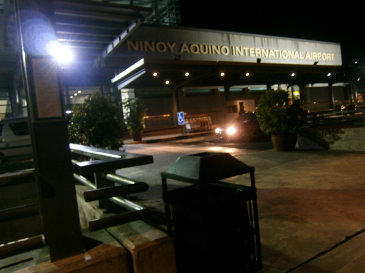 This shot of arrival in NAIA Terminal 3 looks verrrrrrrrrrrrrrry familiar
