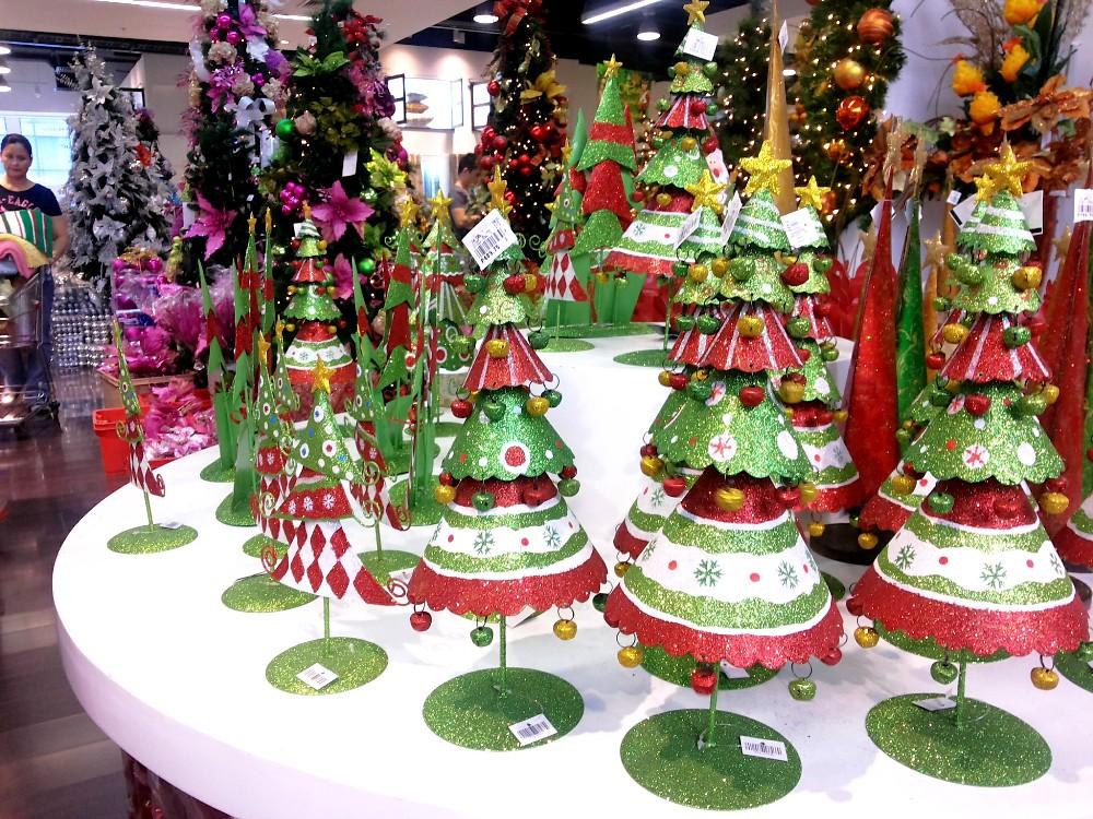 Mini-Christmas trees