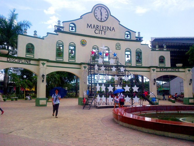 Marikina Clock Tower