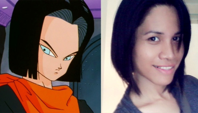 Serving Android17 realness